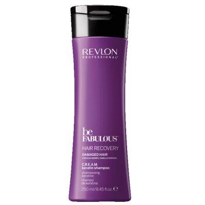Keratin Shampoo Hair Recovery
